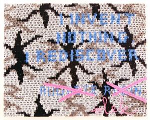 Olek - I Invent Nothing (Rodin quote) #olek #crochet # ...