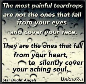 Grief Missing Loved Ones
