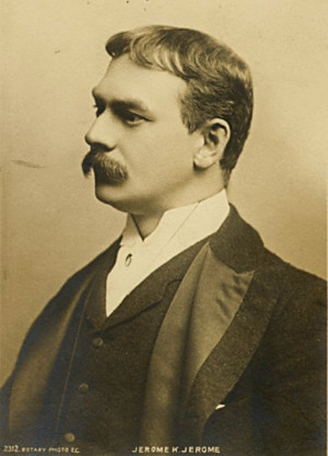 Quotes by Jerome K Jerome