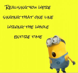 minion quotes when you have a good heart jpg