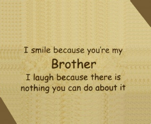 Funny Brother Quotes of Raksha Bandhan