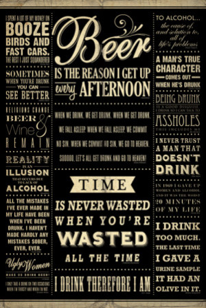 Dump Day Funny Drinking Quotes