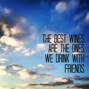 Wine Party ️ Wine Quotes ️ www.marywerden.com