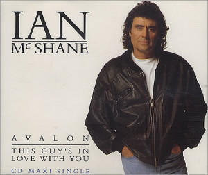 IAN MCSHANE Avalon (1992 UK 3-track maxi-CD single, also includes This ...