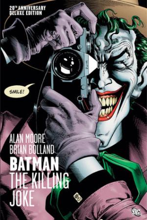 """Start by marking """"Batman: The Killing Joke"""" as Want to Read:"""