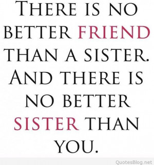 Amazing quotes and sayings for sisters