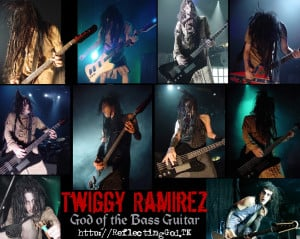 Twiggy Ramirez Picture