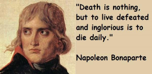 Napoleon bonaparte famous quotes 7