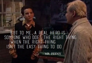 10 Tips From Mr. Feeny That Will Make You The Best Girlfriend Ever