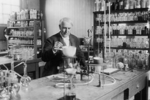 Edison At Work - FPG/Archive Photos/Getty Images