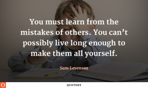 you-must-learn-from-the-mistakes-of-others