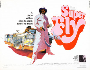 Super Fly - blaxploitation b movie posters wallpaper image