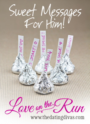 You Need Are Hershey Kisses