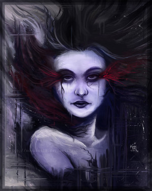 Inner Darkness by NovaArt18