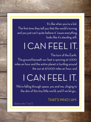 ... .etsy.com/listing/102688820/thats-who-i-am-doctor-who-inspired-print