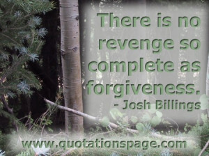 Revenge Quotes and Sayings