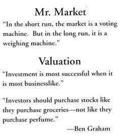 Ben Graham Quotes,Stock Markets,Investing, Valuation, Price, Fair ...