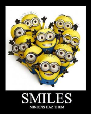 Minions!!!! :) :)