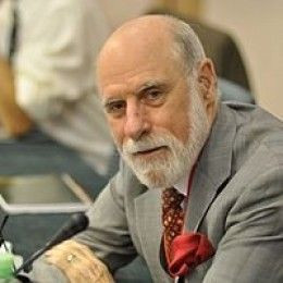 Vint Cerf, co-creator of the Internet, IP protocols and The Internet ...