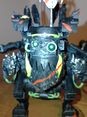 Warhammer 40k Ork Deff Dread picture
