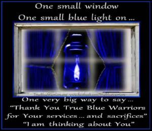 True Blue Warriors
