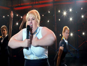 Previous Next Rebel Wilson in Pitch Perfect Movie Image #7