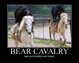 ... meanwhile in russia bear cavalry funny quotes jokes and | Source Link
