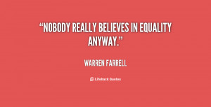 Quotes About Equality