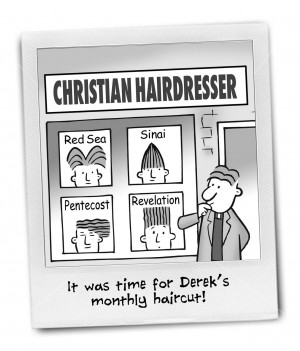 Have you heard of Christian Hairdressing?