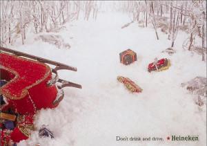 Tilted Tens: Commerical Santa (10 pics)