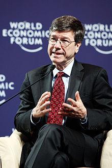 Economist Jeffrey D. Sachs in 2011