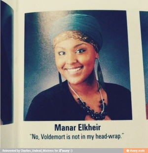 ... Funny, Harrypotter, Funny Stuff, Yearbooks Quotes, Senior Quotes