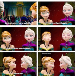 Frozen lol sisterhood