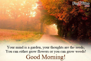 Inspirational morning quotes to start happy day new morning with a ...