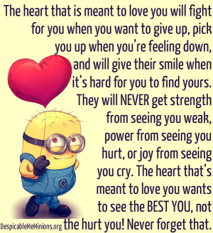 Minion-Quotes-The-heart-that-is-meant-to-love-you.jpg