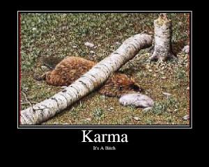 Karma, stilletos and the optimistic Skylark...