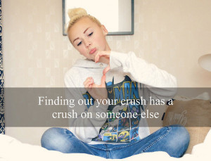 crush likes someone else quotes