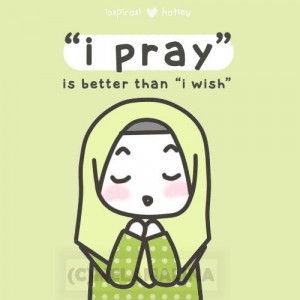 pray to ALLAH to give me patience to face all thedifficulties