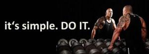 Dwayne Johnson gym motivational - Motivation Blog - Motivation quotes