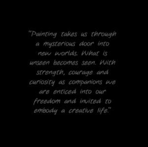 Paintbrush Quotes