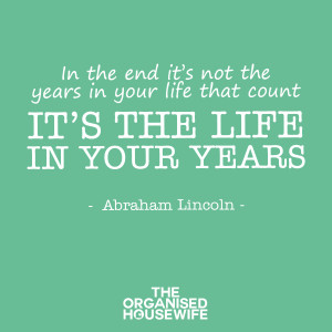 August 2014 Daily Inspiration Quotes