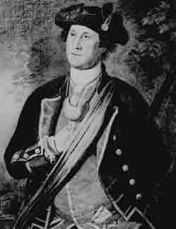 George Washington Portrait Three