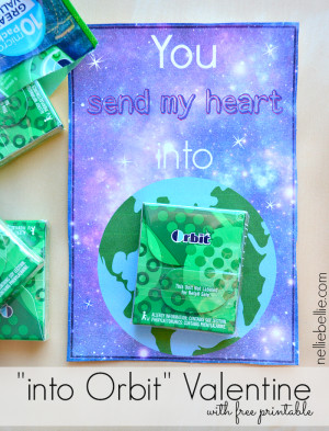 know, I know–you can say it–the CUTEST, cheesiest Valentine you ...