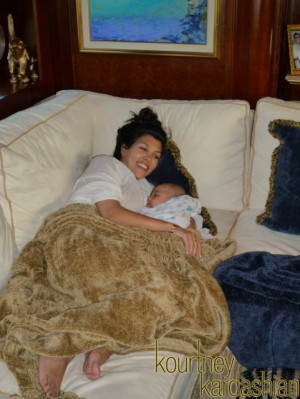 Daughter Kourtney Kardashian quotes about mothers Day