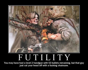 View Full Version: Funny resident evil pictures and videos!