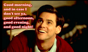 Jim Carrey is Awesome (28 Photos)