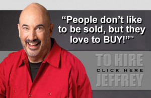 Jeffrey Gitomer, Chief Executive Salesman