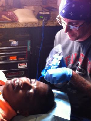 Gucci Mane Tattoos
