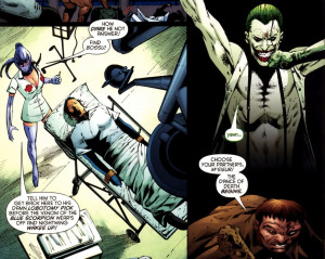 does joker also know dick grayson s identity first of all as nightwing ...