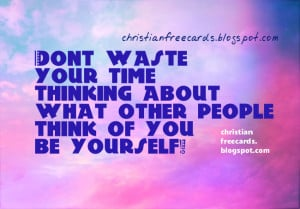 Free Quotes: What other people think of you. Free image, motivational ...
